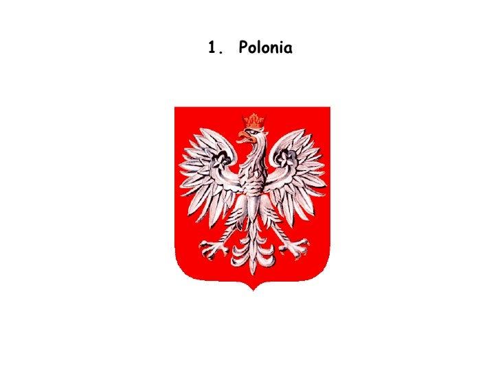 1.  Polonia