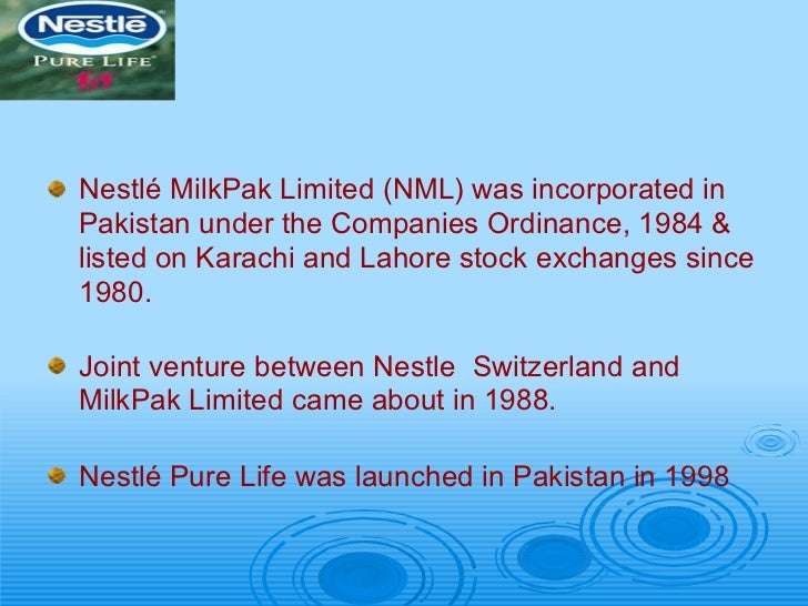 nestle operations Nestlé oman trading  it's former third party agent, and nestle sa (49%)  nestlé oman trading has taken over the management of the operations across the.