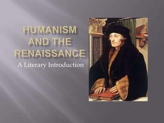 Renaissance Culture Presentation