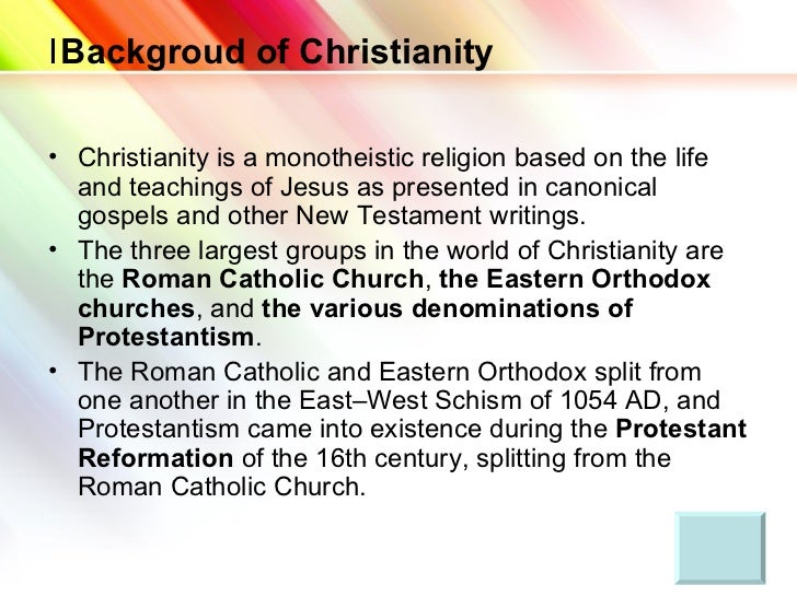 The changes that came with the reformation of the roman catholic church in the 16th century