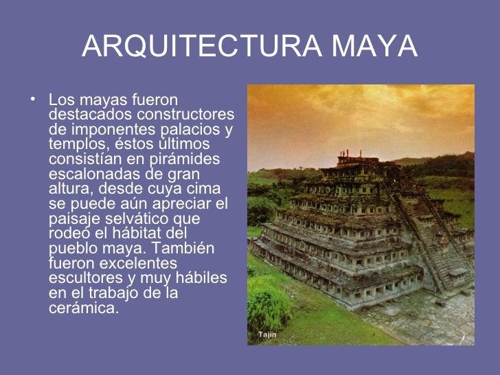 1 for Las construcciones de los mayas