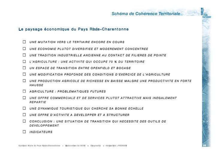 Le paysage économique du Pays Risle-Charentonne             UNE MUTATION VERS LE TERTIAIRE ENCORE EN COURS            UN...