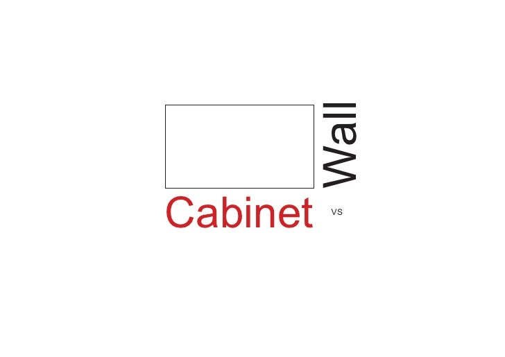 Wall Cabinet   VS