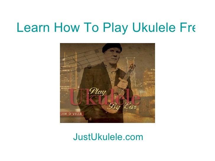 Perfect Two Ukulele Chords