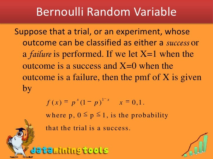Bernoullis Random Variables And Binomial Distribution Slide 2
