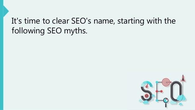 3 seo myths debunked Slide 3