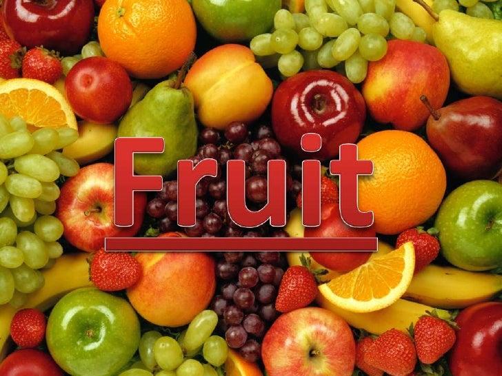 Fruit<br />