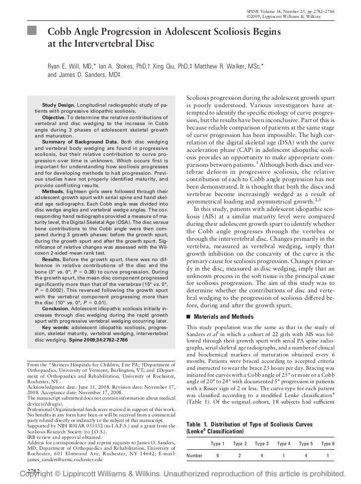 SPINE Volume 34, Number 25, pp 2782–2786                                                                                  ...
