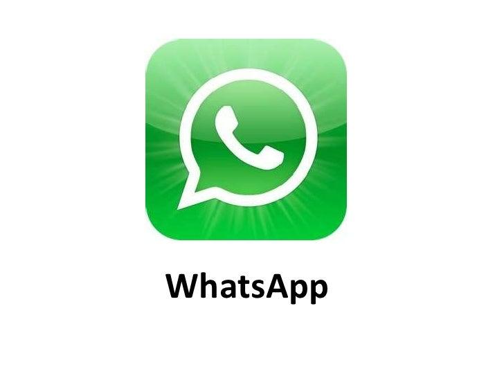 WhatsApp<br />