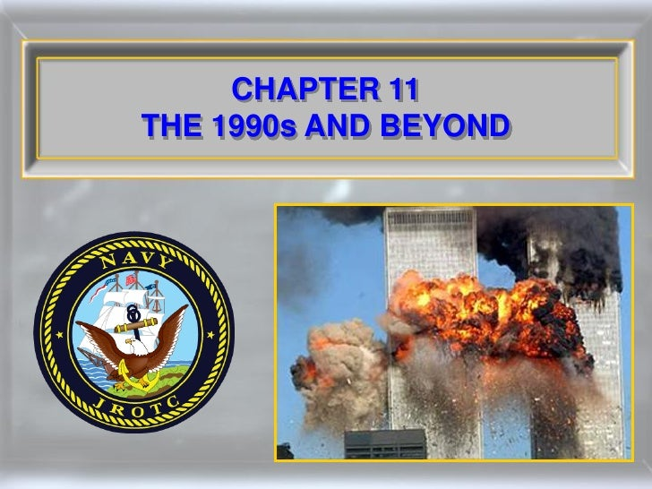 CHAPTER 11 THE 1990s AND BEYOND