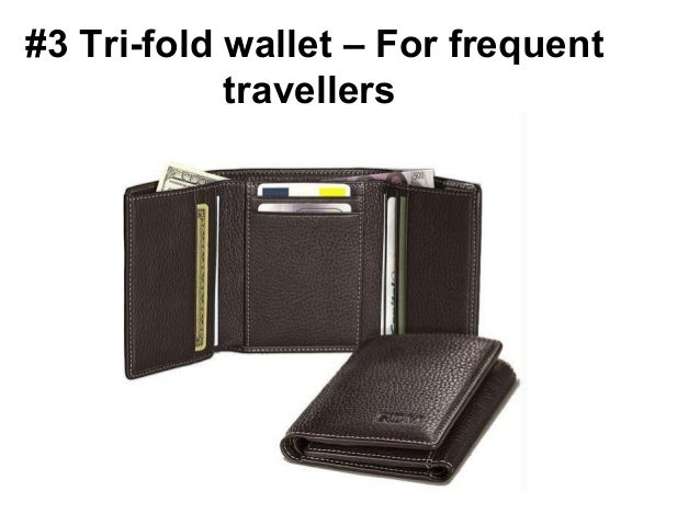 Right way To Choose Wallet for Men - Rediff Shopping Slide 3