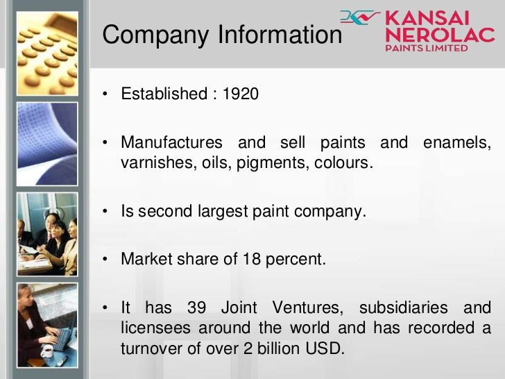 Kansai Nerolac Paints Ltd (KANE)