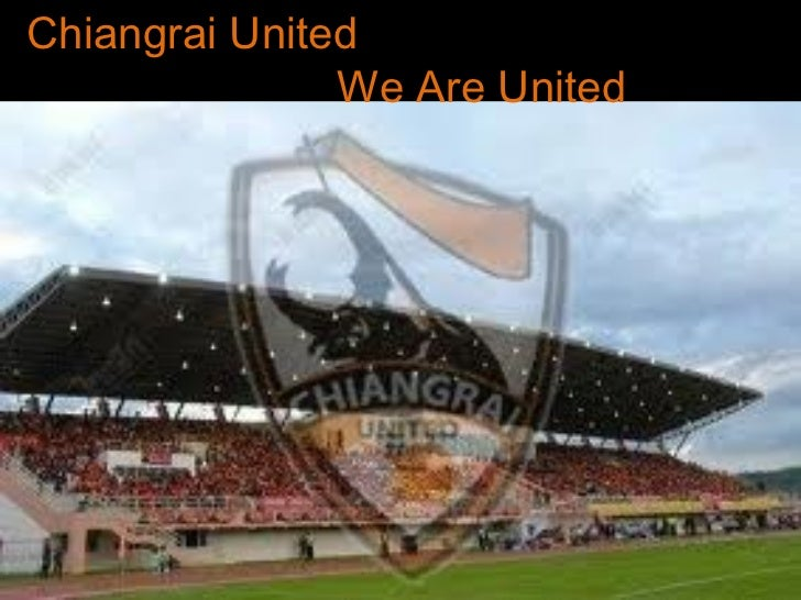 Chiangrai United We Are United