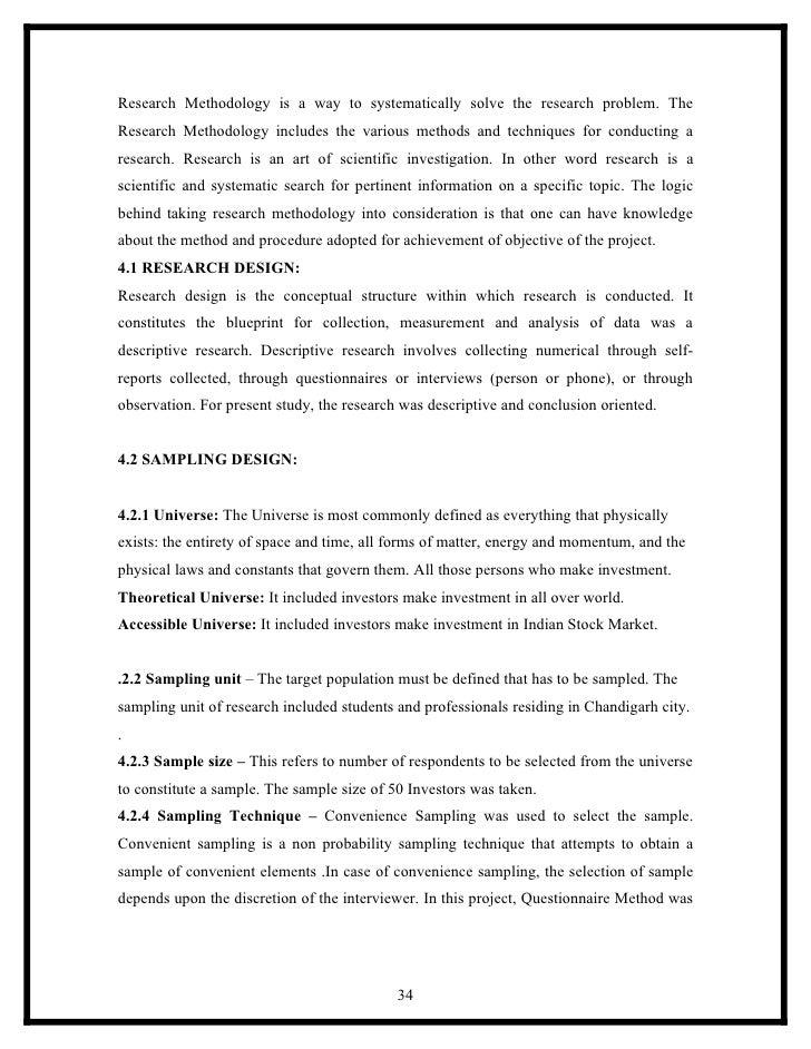 Research MethodologyRESEARCH METHODOLOGY 33; 34.