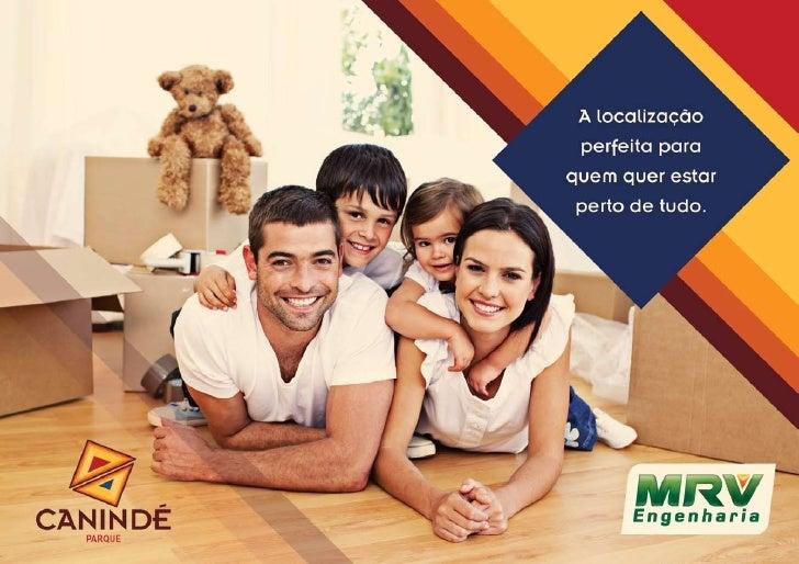MRV Folder Parque Canindé | Betim - MG