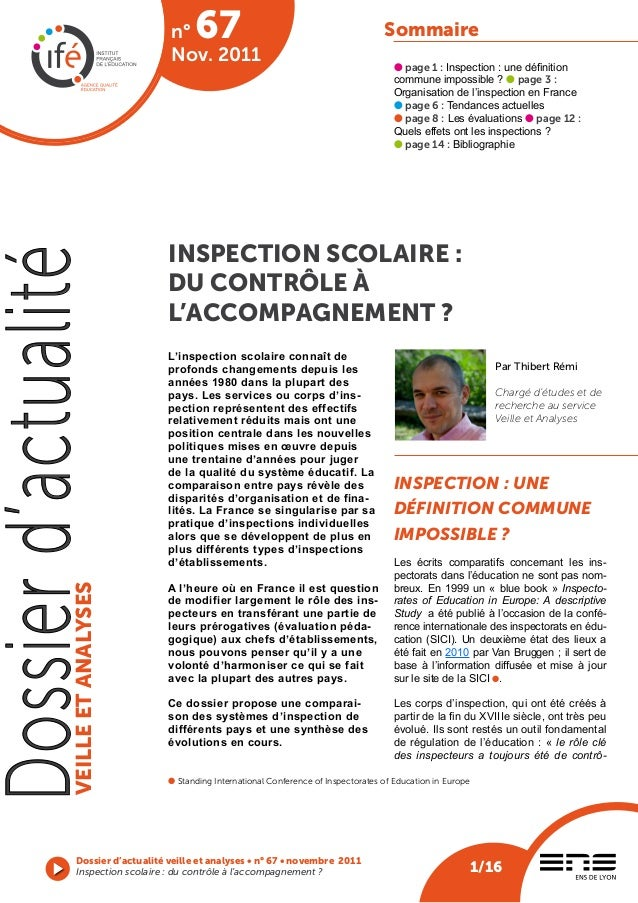 n°    67                                             Sommaire                                      Nov. 2011              ...