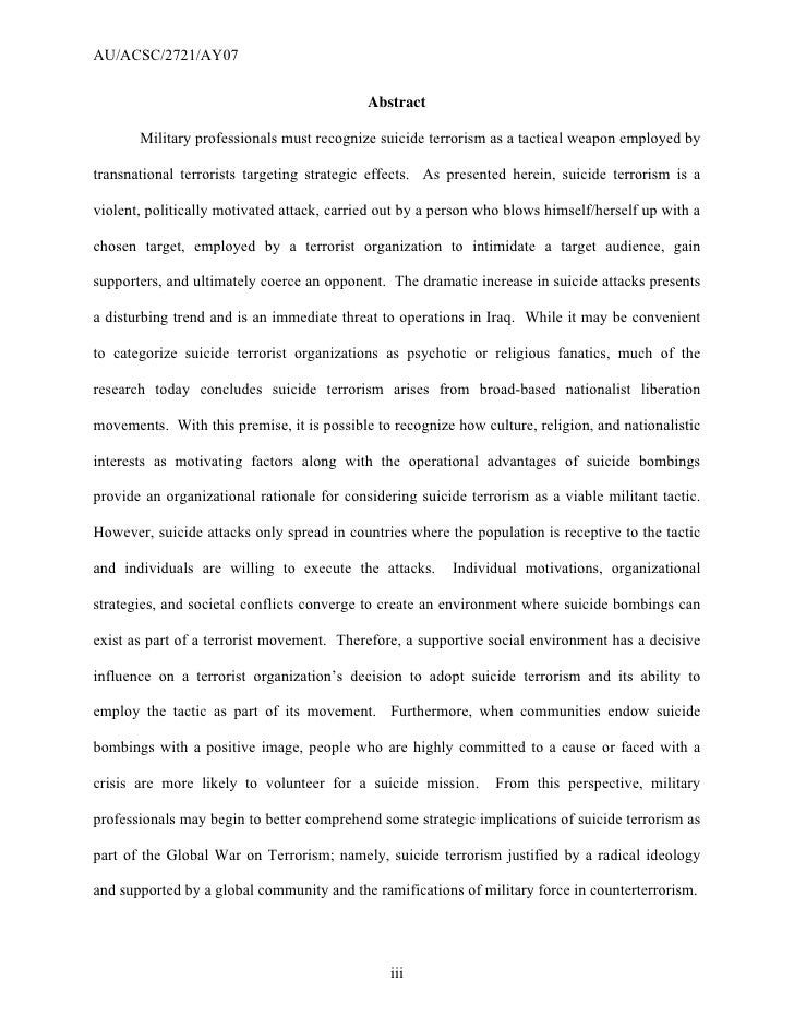 Sucide Report 2 Slide 3