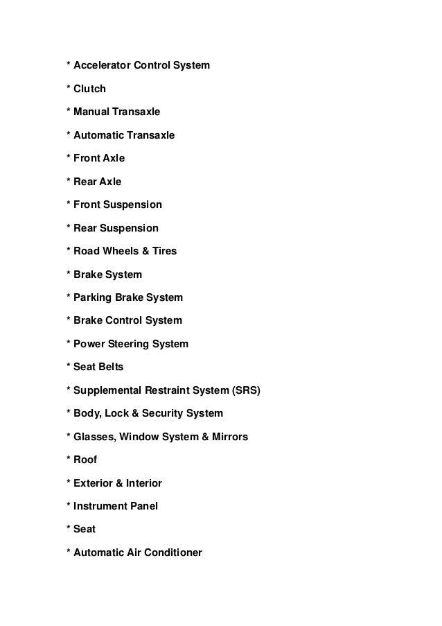2002 nissan altima service repair manual download rh slideshare net 2003 nissan altima repair manual 2005 Nissan Altima Shop Manual