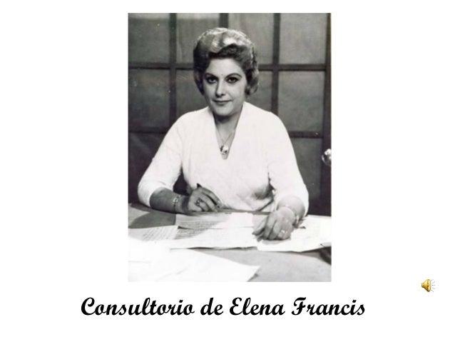 Consultorio de Elena Francis