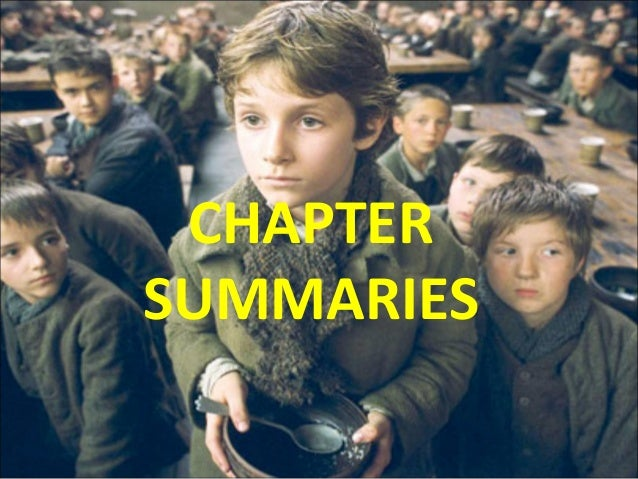 Oliver Twist - Chapter 8 Summary & Analysis