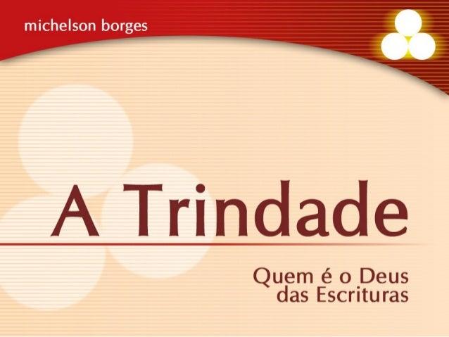 02.A Trindade