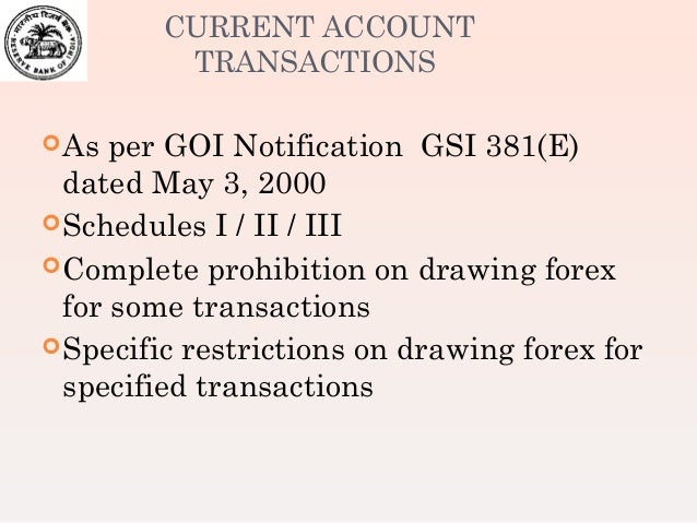 Rbi forex limit
