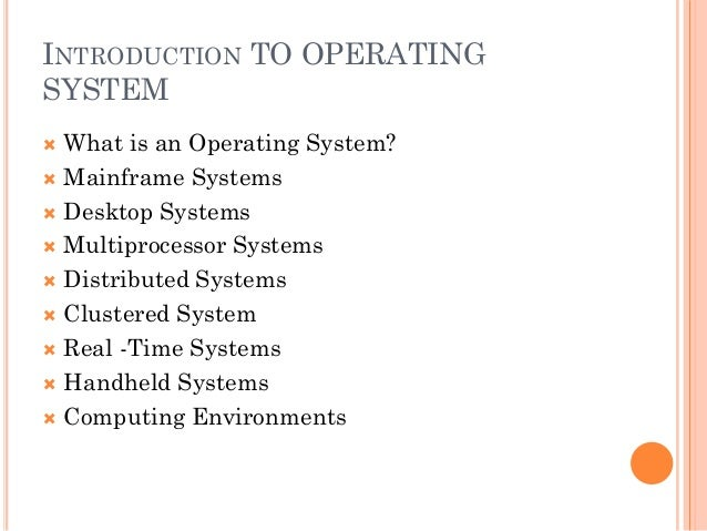 Barrelfish: A Study In Distributed Operating Systems On Multicore Architectures Part – 1