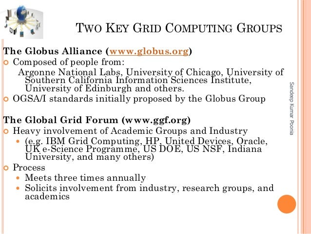 ieee research paper on grid computing He served as eic of ieee internet computing from 2007-2010 and has been on its editorial board since 1999  is a grid – cybersecurity research engineer at .