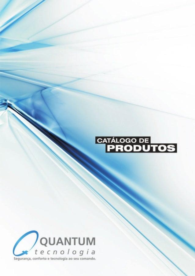Catálogo Quantum 2013
