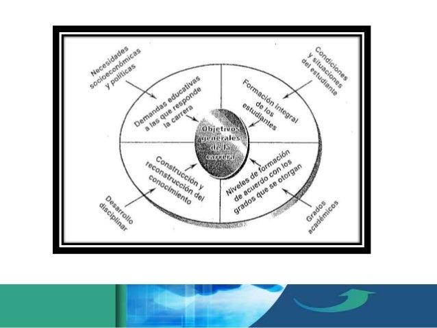 Partiendo del perfil de egreso establecido y la fundamentación el  currículum se definen los objetivos generales curricula...