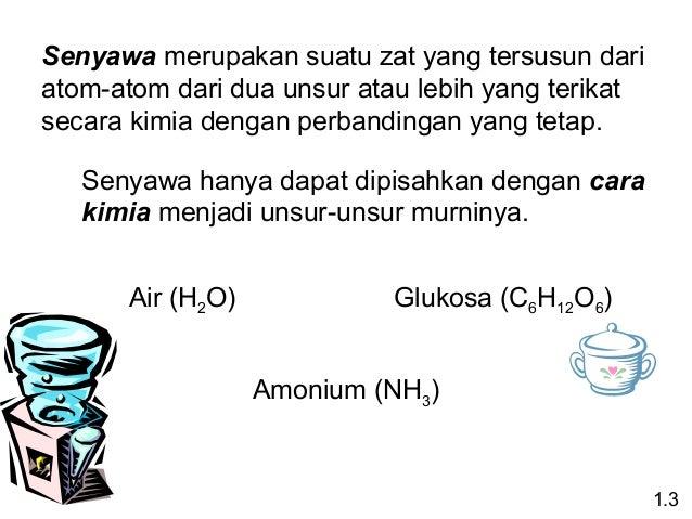 Senyawa merupakan suatu zat yang tersusun dari atom-atom dari dua unsur atau lebih yang terikat secara kimia dengan perban...