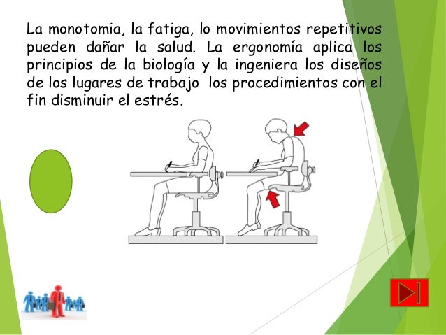 1 los beneficios de la ergonomia en el trabajo for Ergonomia en el trabajo de oficina