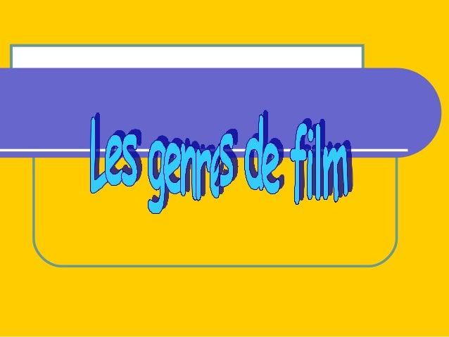 Un film d'action  Un film d'amour  Un film d'horreur  Un film policier  Un film d'amour  Un film d'amour  Un film d'action...