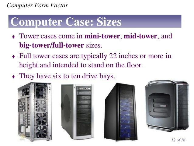 computer form factor