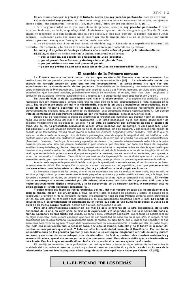 José Luis Caravias. Ejercicios espirituales en la vida corriente para laicos 1. Pecado Slide 2