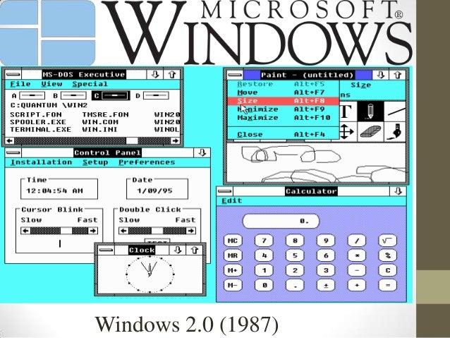 Revolution of the Microsoft Wi...