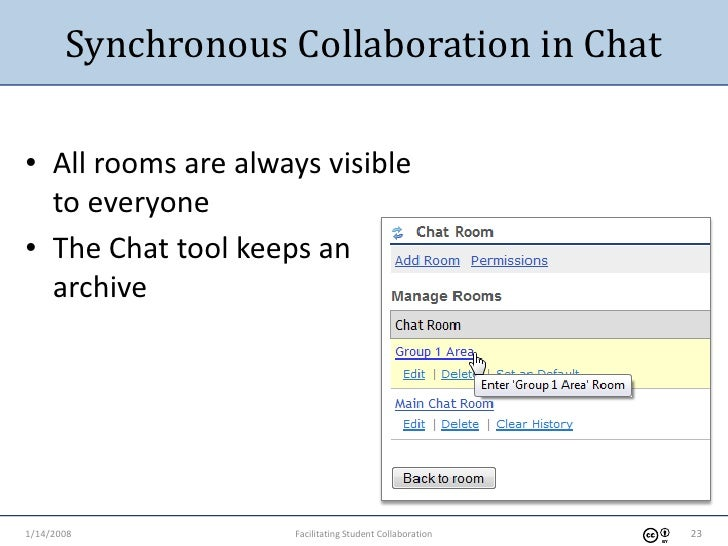 sakiai chat rooms The chat room is a real-time, text-only chat tool within a site the chat room tool can be used for synchronous, unstructured conversations among site participants who are logged into the.