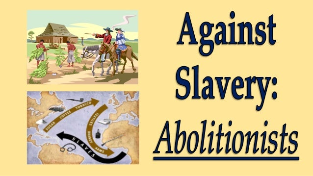 Many people in Britain and elsewhere were opposed to the slave trade, for lots of different reasons. Over the years they c...
