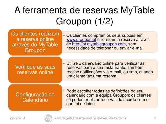 Groupon Calendario.Online Reservation Tool Guidelines Pt V1 1