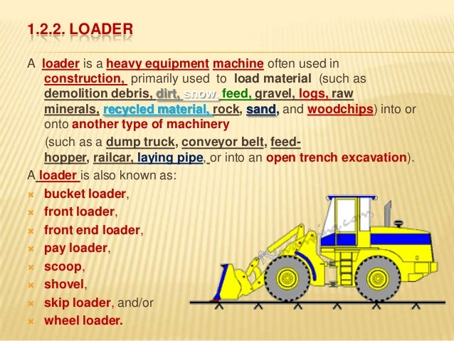 1 2 2 front end loaders