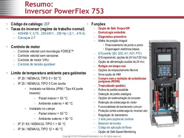 1 2a power flex750