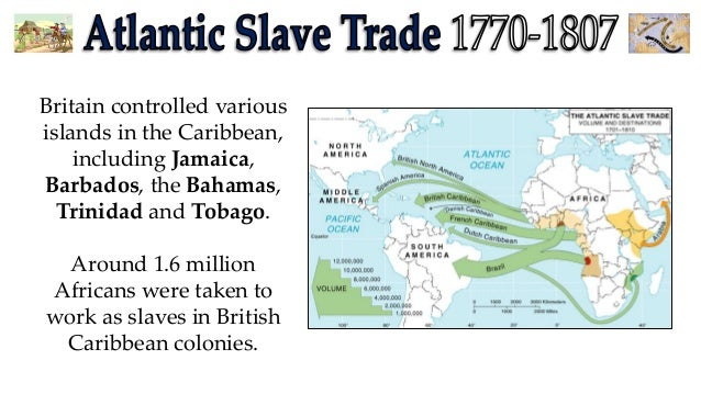 impacts of slavery in the caribbean Caribbean google to remove 6 ways slavery still negatively impacts black people by black people both in the west and africa were forced to take.
