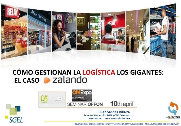 1 Juan Sandes Villalta Director Desarrollo SGEL /CEO Celeritas www.sgel.es www.puntoceleritas.com @juansandesv @puntoceler...