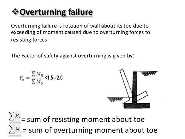 retaining walls (ppt)