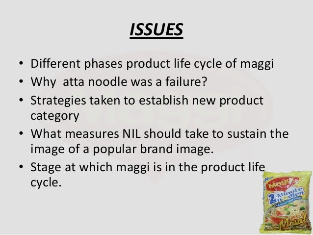 product life cycle for nestle It is the brand name of nestle nespresso sa which is an operating unit of  in  marketing management, product life cycle is an important.