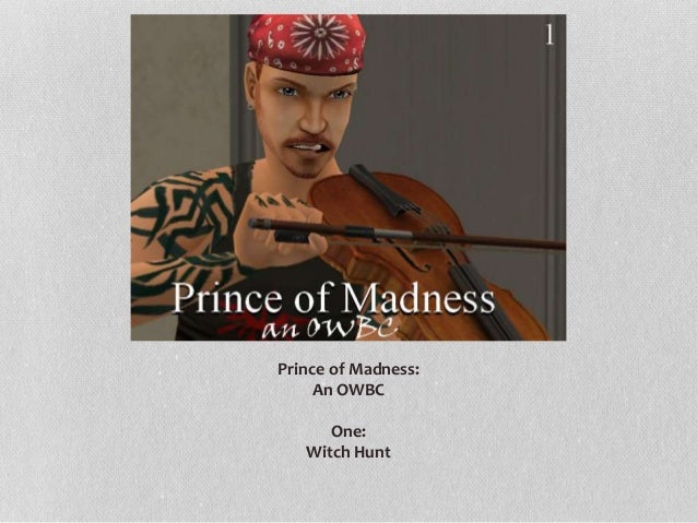 Prince of Madness: An OWBC One: Witch Hunt
