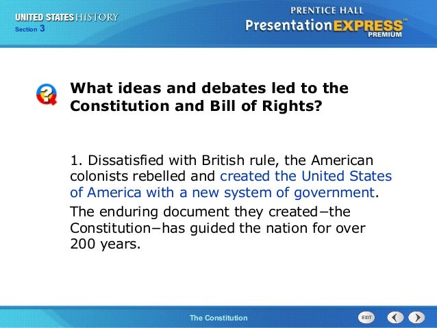 an introduction to the federal system the farmers wrote the constitution An introduction to constitutional topics for upper elementary school kids  the  united states had a government that did not work very well  when the  constitution was written, the framers knew their creation was not perfect  this  includes all the federal courts, all the way up to the supreme court states.