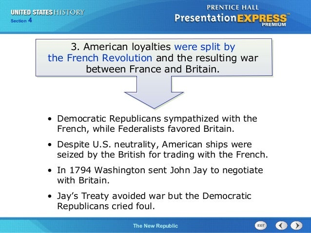 US History Ch. 1 Section 4 Notes