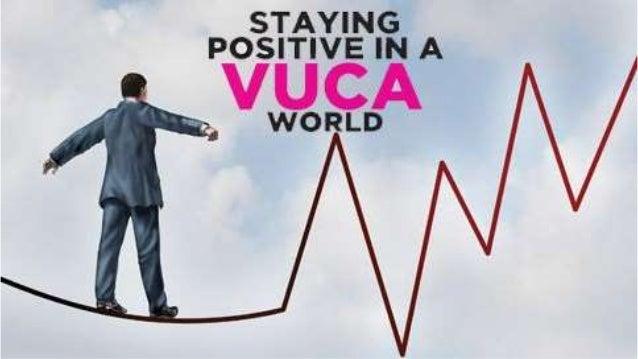 V-U-C-A world Volatility (ความผันผวน) Uncertainty (ความไม่แน่นอน) Complexity (ความซับซ้อน) Ambiguity (ความคลุมเครือ)