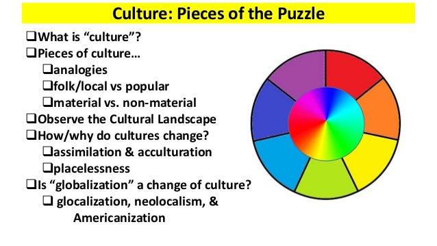 14 Pieces Of Culture Part 1